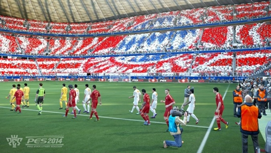 PES 2014 APK Android HD free download 02 Tải PES 2014 cho Android   PES 2014 APK for Android HD free download