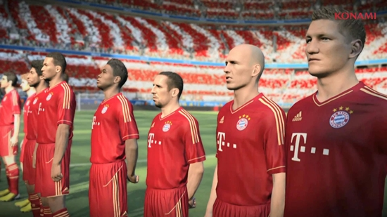 PES 2014 APK Android HD free download 03 Tải PES 2014 cho Android   PES 2014 APK for Android HD free download