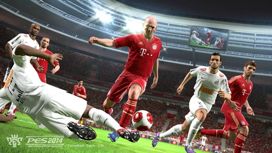 PES 2014 APK Android HD free download 04 Tải PES 2014 cho Android   PES 2014 APK for Android HD free download